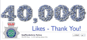 Screenshot from www.facebook.com/staffordshirepolice