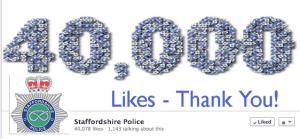 Screenshot from www.facebook.com/staffordshirepolice
